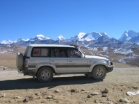 Lhasa tour via Everest Base Camp